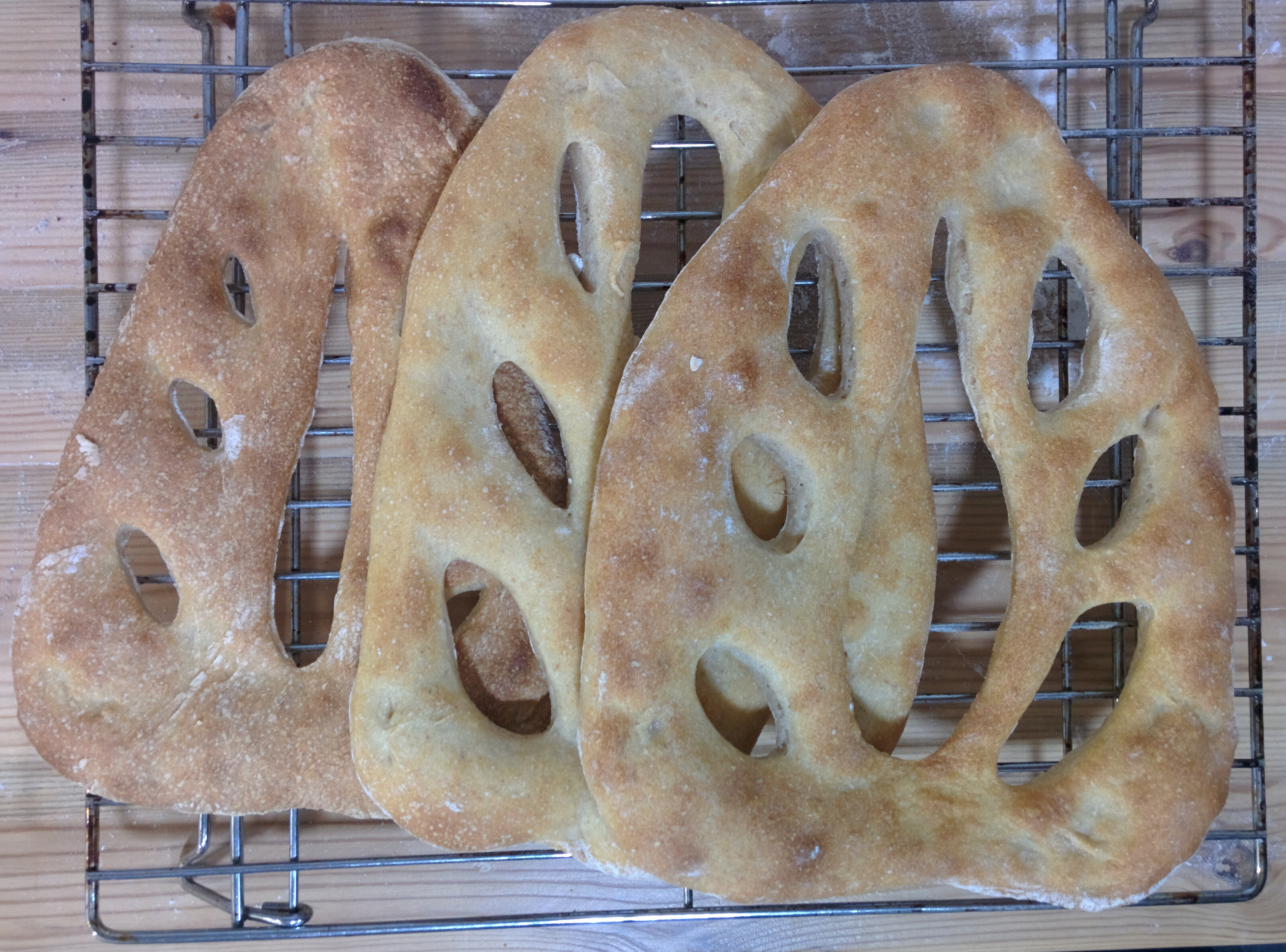 First fougasse