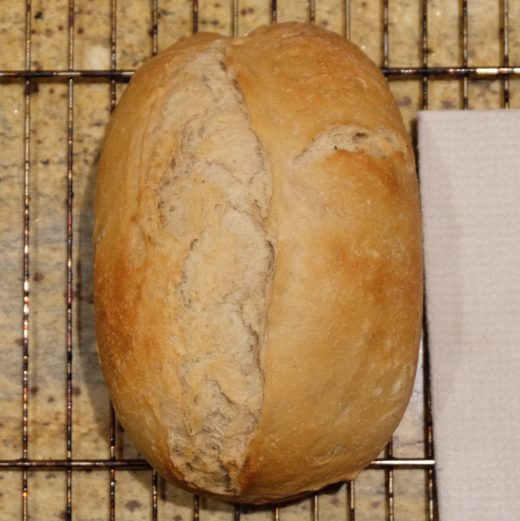 Yeast water bread