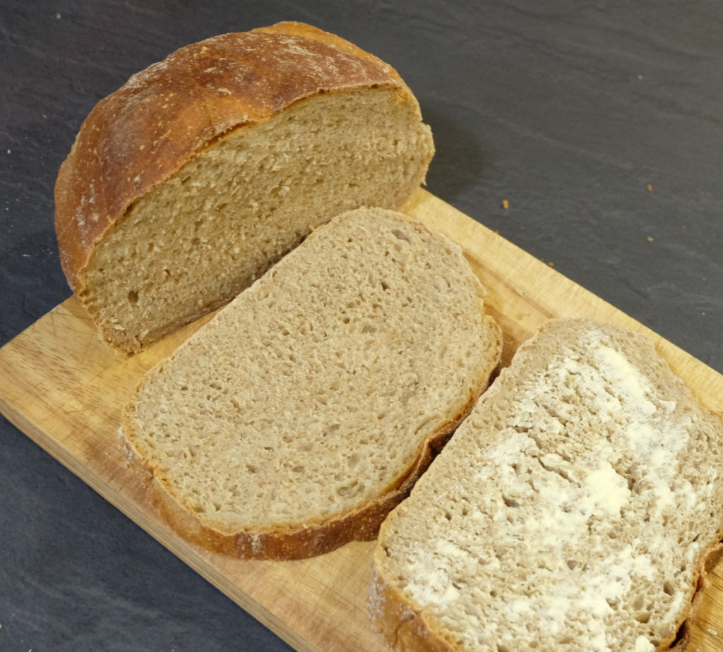 Buttermilk & Guinness bread